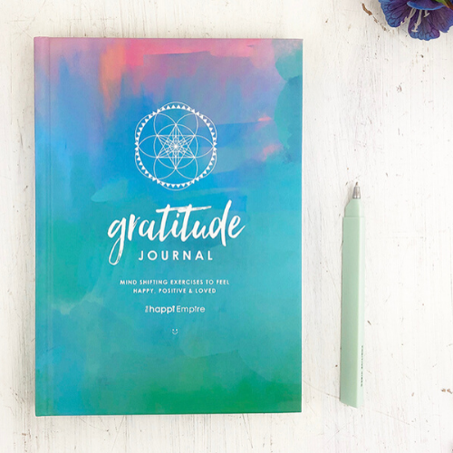 Gratitude Journal - Let's Talk Coaching