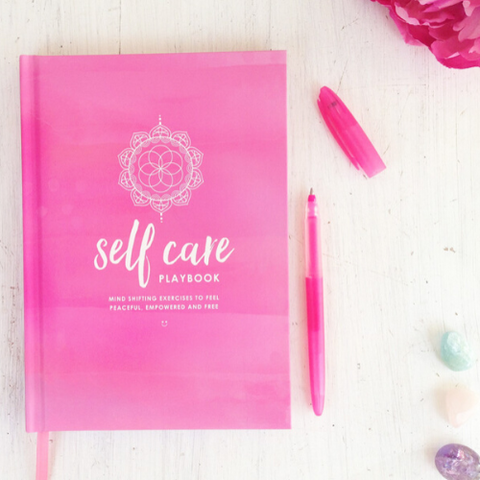 Self Care Playbook - Let's Talk Coaching