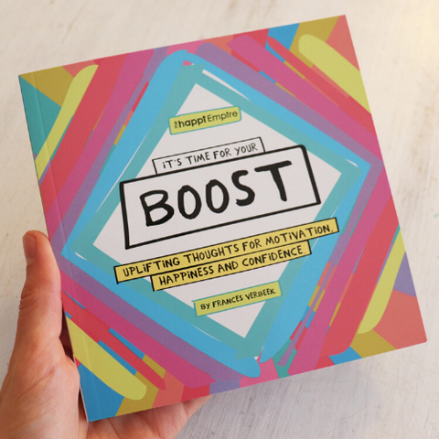 Boost Book - Let's Talk Coaching