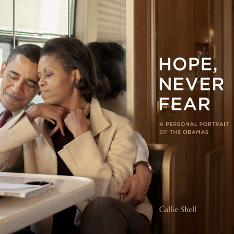 Hope, Never Fear: A Personal Portrait of the Obamas (Hardcover) - Let's Talk Coaching