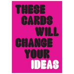 Load image into Gallery viewer, These Cards Will Change Your Ideas - Let's Talk Coaching