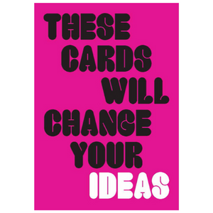 These Cards Will Change Your Ideas - Let's Talk Coaching