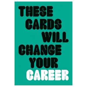 These Cards Will Change Your Career - Let's Talk Coaching
