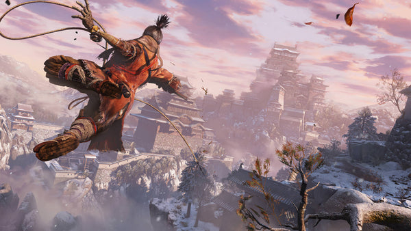 Sekiro shadows die twice screenshot image