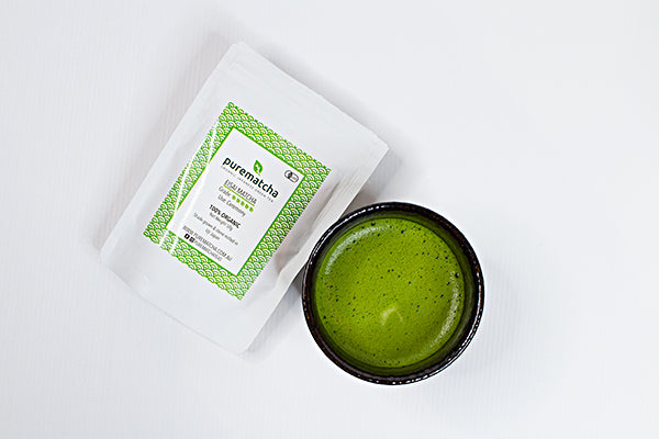 Organic Matcha Powder Australia - Ceremonial Grade Green Tea Powder from Japan