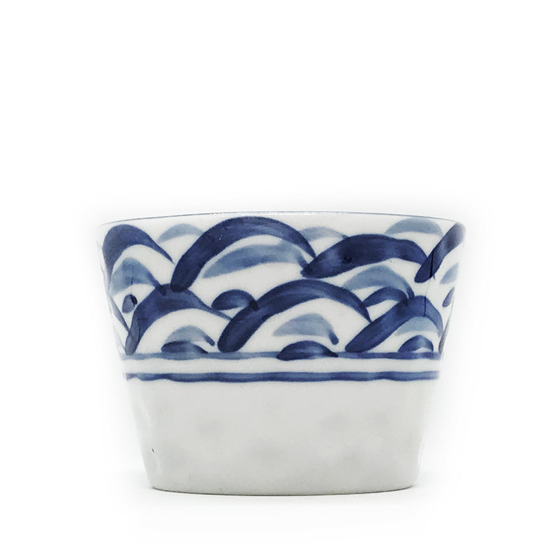 Blue Wave Ceremonial Matcha Bowl - Purematcha