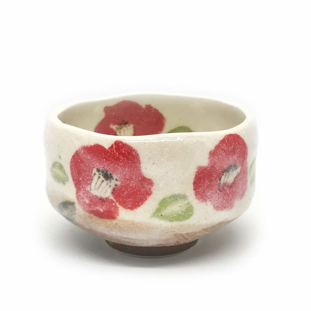 AKINA Matcha bowl chawan hand made in Japan