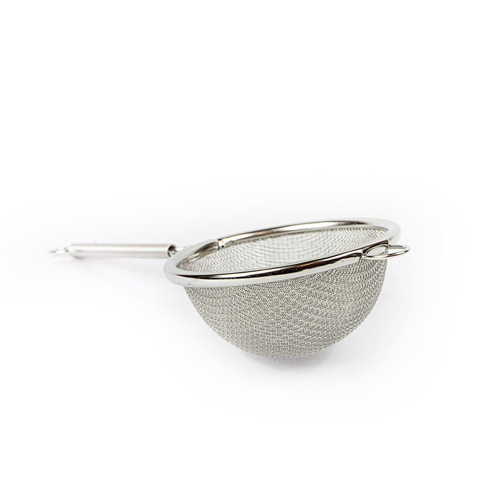 Ultra fine mesh tea sieve for matcha powder made in Japan