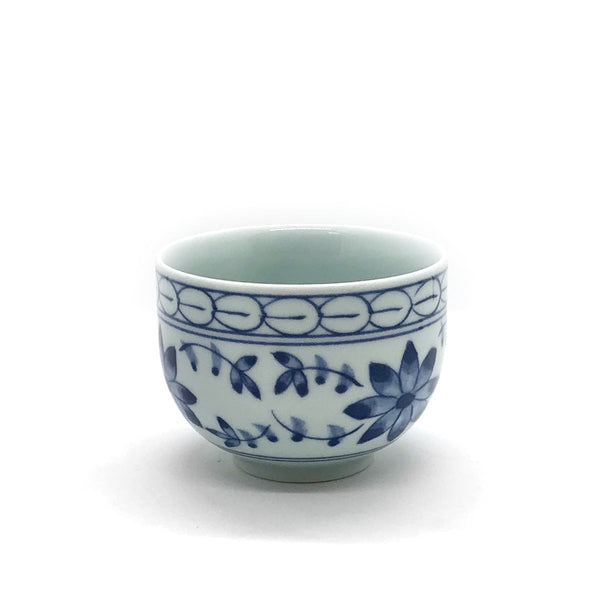 ARITA Flower Japanese Teacup