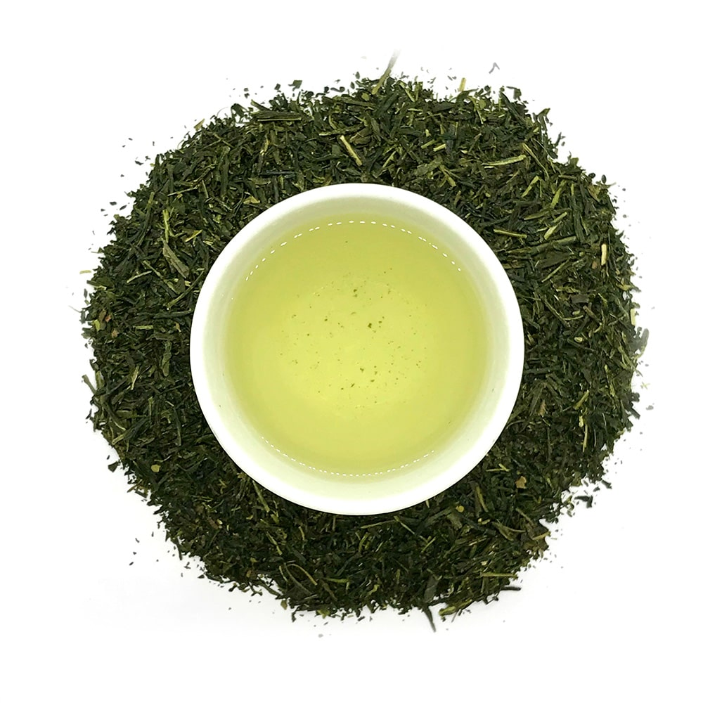 Japanese sencha green tea australia organic loose leaf tea