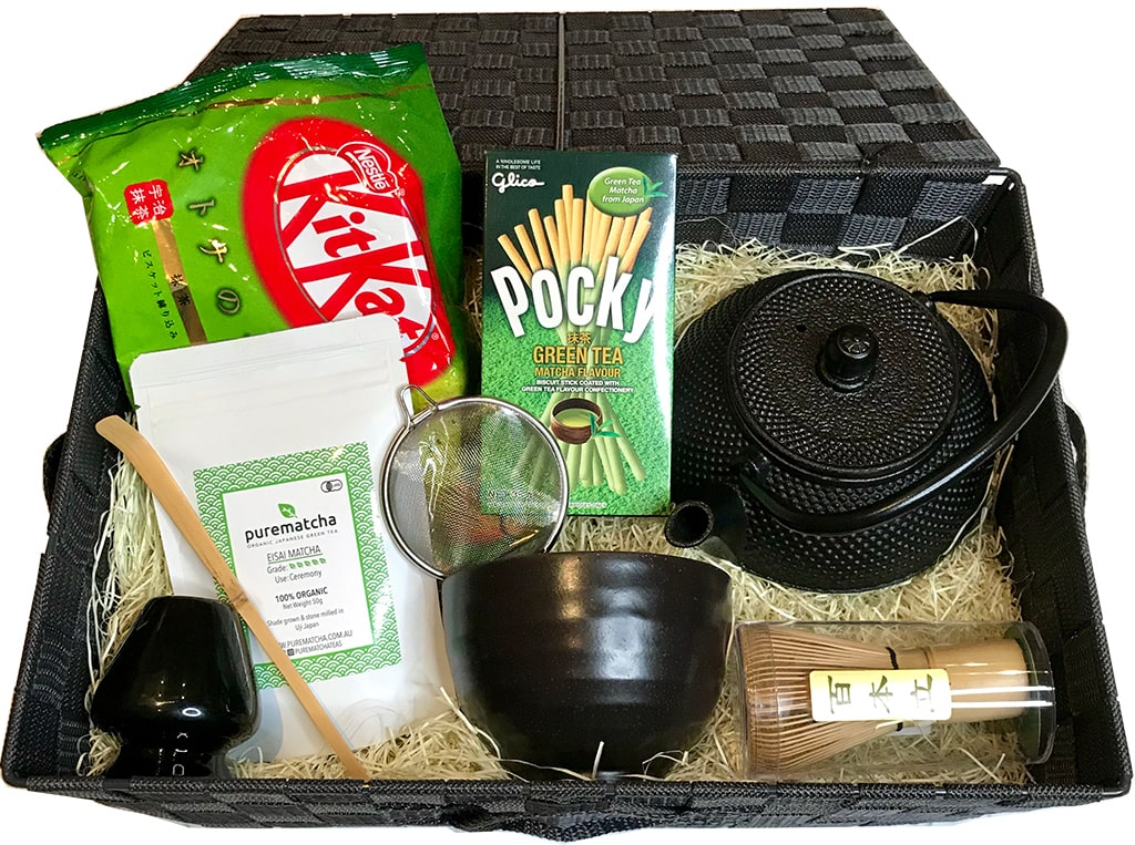 Matcha Christmas Hamper Gift Set