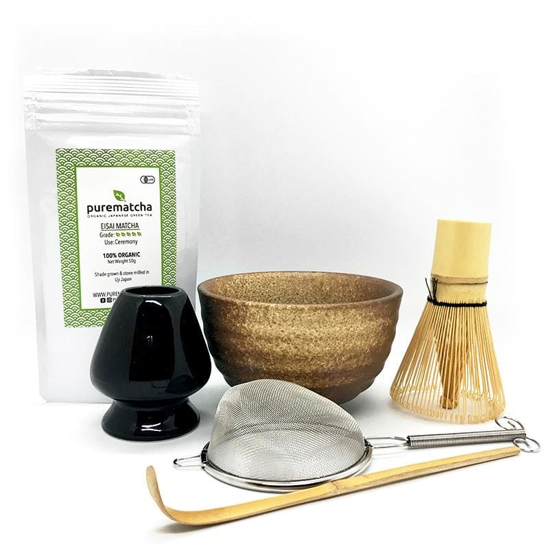 Matcha Tea Ceremony Set