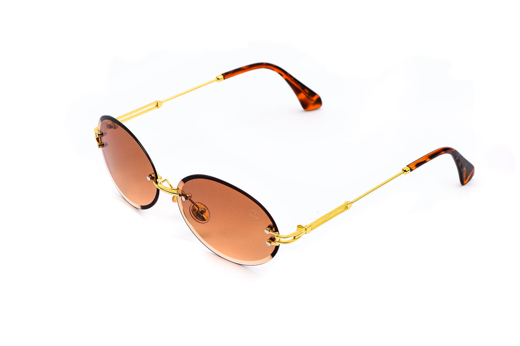 Apollo Journey Oval Sunglasses - Lorenzo Leone