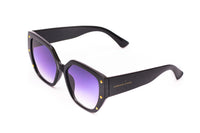 Aura Blossom Square Sunglasses