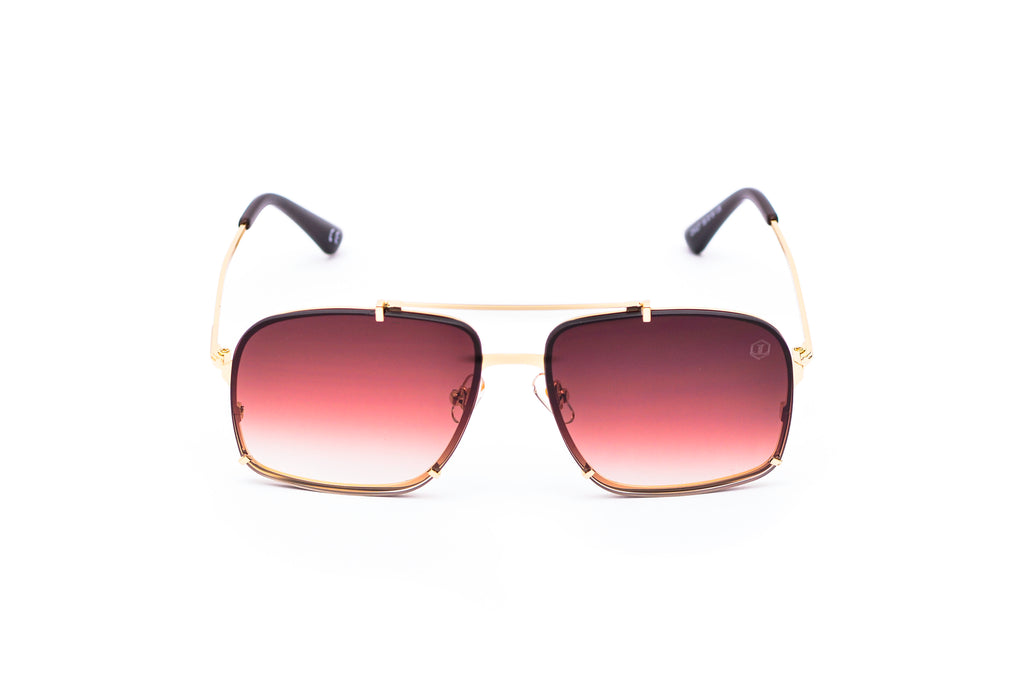 Hades Red Moon Sunglasses - Lorenzo Leone
