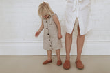 Woven Leather Mule Women's - Summer Tan (PRE-ORDER)