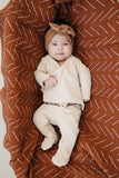 Oat Cotton Layette Set (preorder)