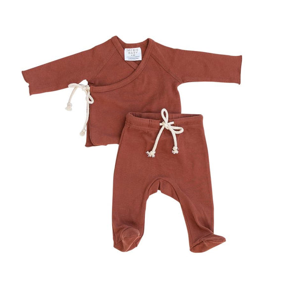Brick Layette Set