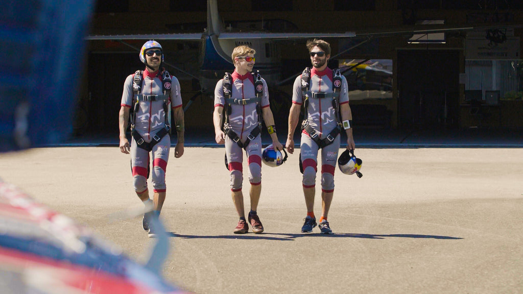 Red Bull Skydive Team