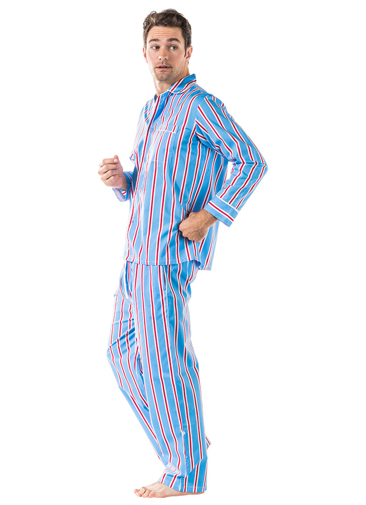 Men's Goop George Classic Shirt + PJ Pant Set