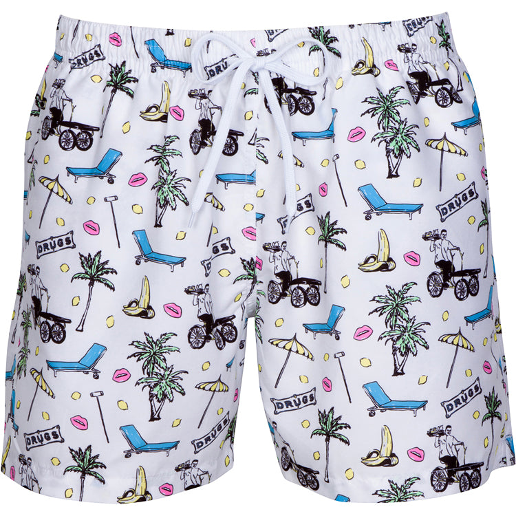 Men's Parker Weekends Swim Shorts