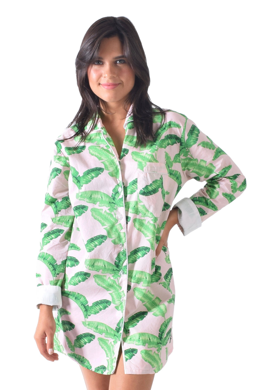 Women's Tropical Punch Night Shirt
