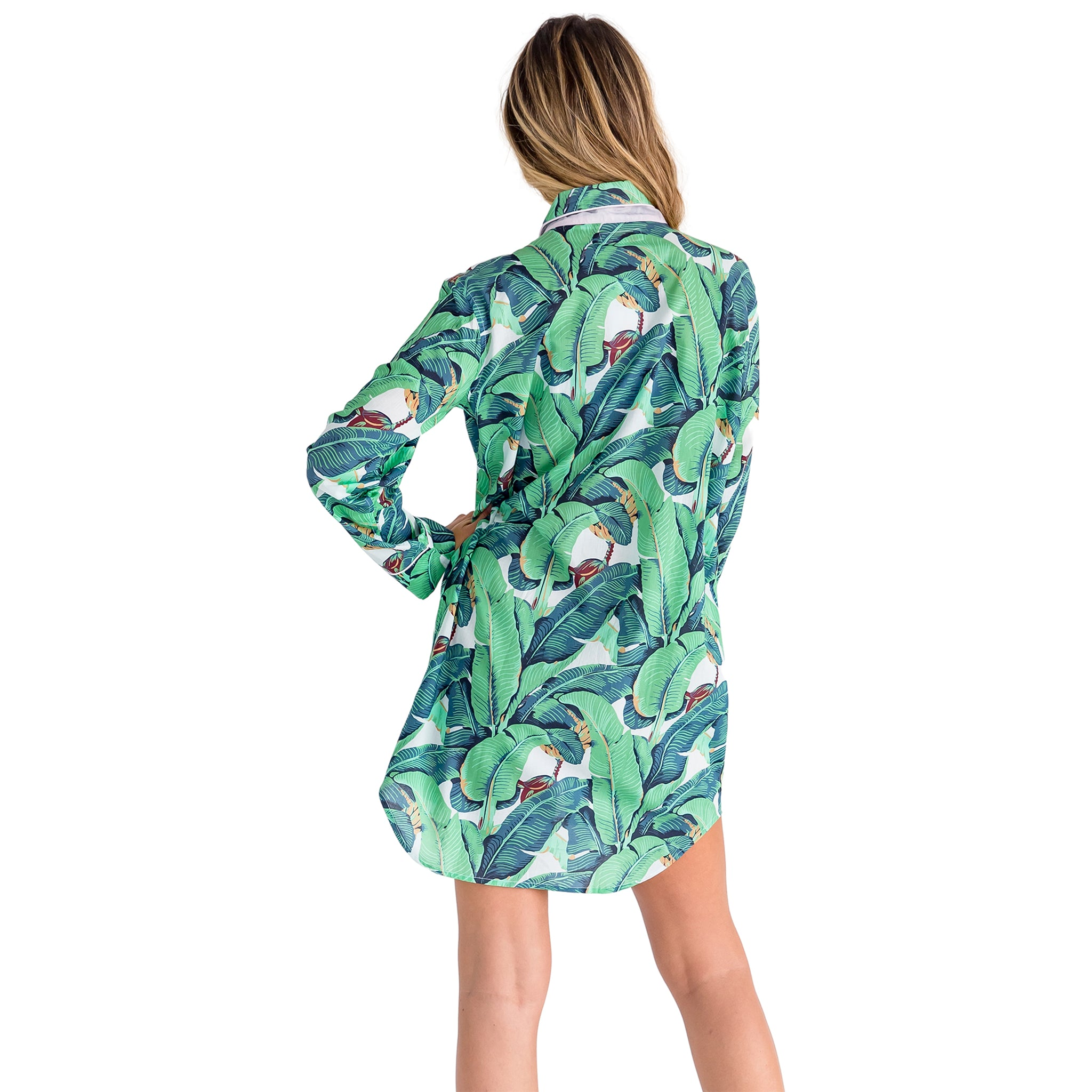 Women's Martinique® Banana Leaf Night Shirt