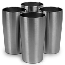 Double-Wall, Stainless Steel Beer Tumbler