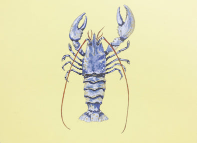 Blue Lobster Placemat