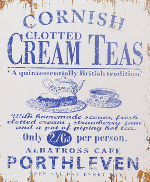 Cornish Clotted Cream Teas