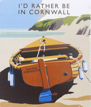 I'd rather be in Cornwall
