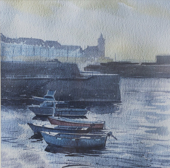 Into the Light, Porthleven by Sophie Penstone