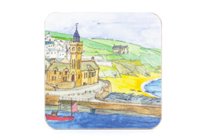 Porthleven Beach Coaster