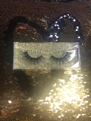 Tease Faux Fur Mink Lashes