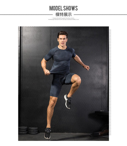 Image of Men's Compression Tshirts