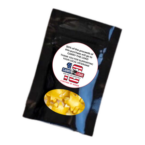 Freedom Extracts CBD Gold Star Gummies
