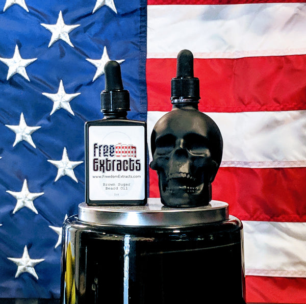 Freedom Extracts Beard Oil