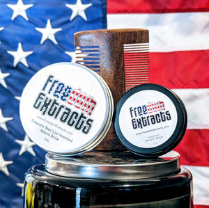 Freedom Extracts Beard Balm