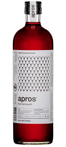 Apros Red Vermouth 18% 75cl