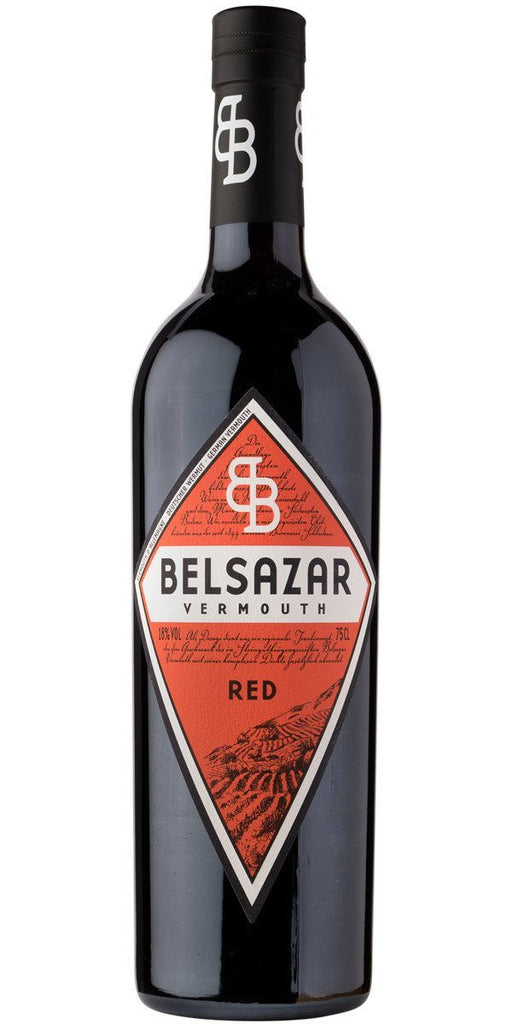 Belsazar Vermouth Red 18% 75cl