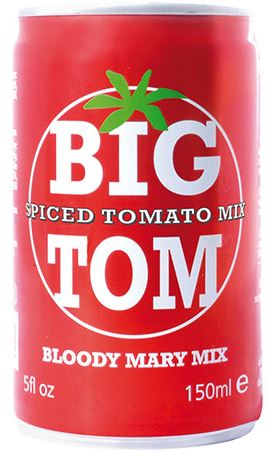 Big Tom Bloody Mary Mix 15 cl