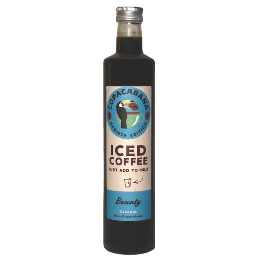 Copacabana Iced Coffee Bounty Iskaffe med Kokos 500ml