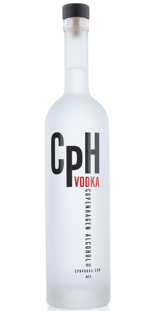 CPH Vodka 44% 70cl