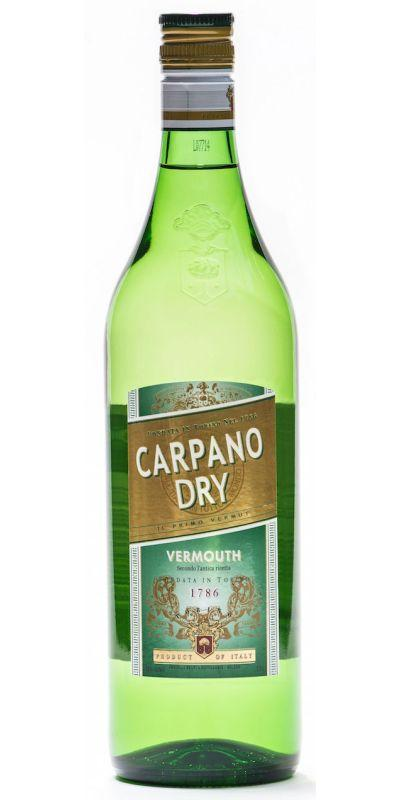 Carpano Vermouth Dry 100 cl.
