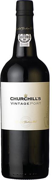 Churchill Vintage Port 2007