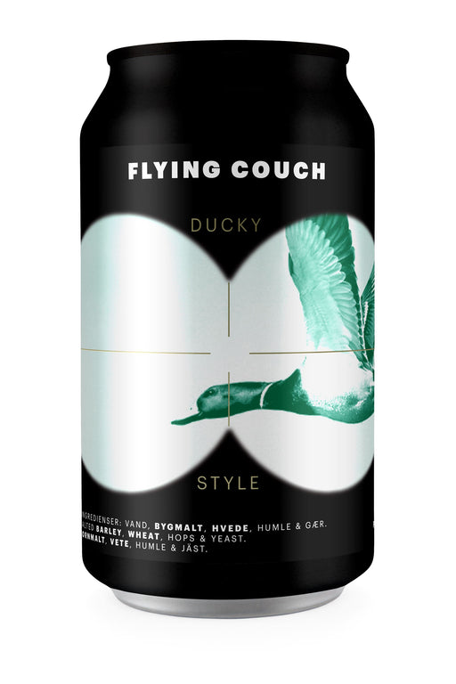 Flying Couch Ducky Style Brown ale 5,25%
