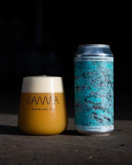 Gamma Encrypted Dimensions Double IPA 9,3% 44cl