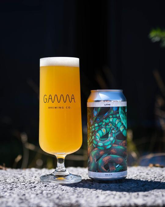 Gamma Lithe Session IPA 4,7% 44cl
