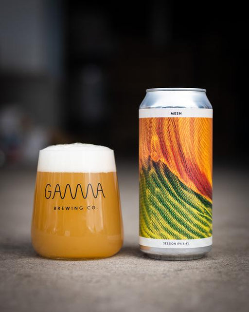 Gamma Mesh Session IPA 4,4% 44cl