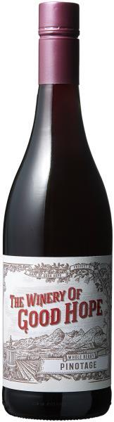 Full Berry Pinotage The Winery of Good Hope 2020